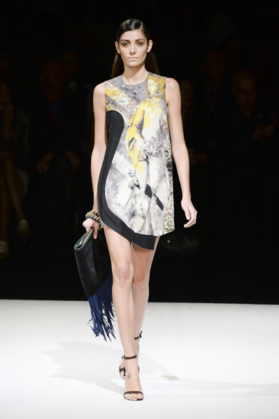 Milan Fashion Week Coverage: Just Cavalli Fall 2014 Collection