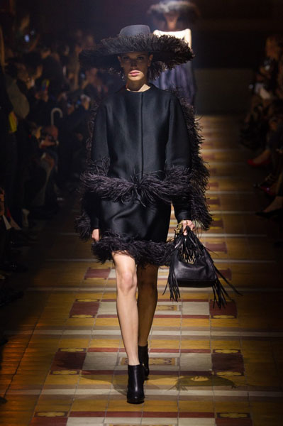 Paris Fashion Week Coverage: Lanvin Fall 2014 Collection