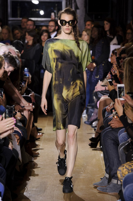 London Fashion Week Coverage: Giles Spring 2014 Collection