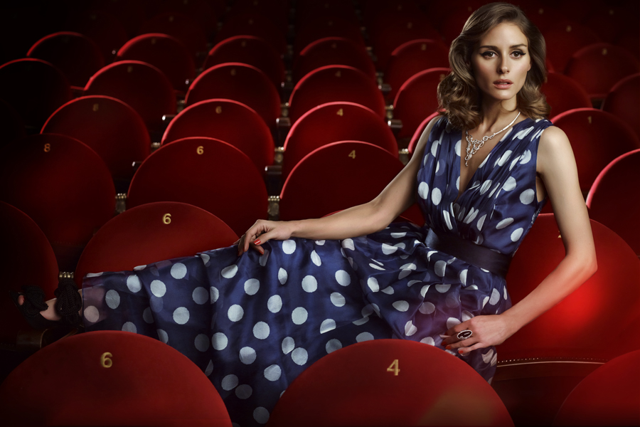 Video Exclusive: Carrera y Carrera Interviews Olivia Palermo