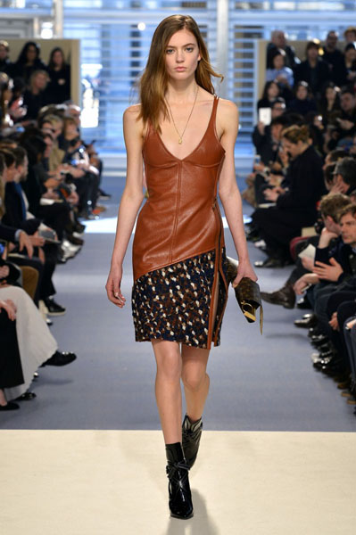 Paris Fashion Week Coverage: Louis Vuitton Fall 2014 Collection