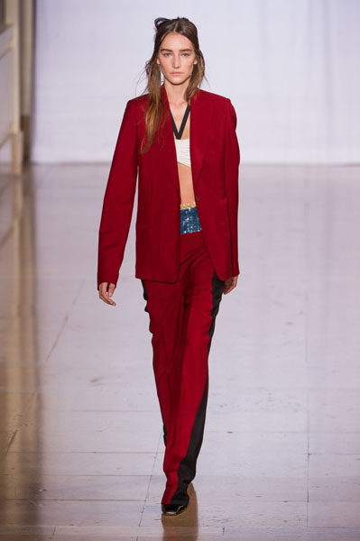 Paris Fashion Week Coverage: Maison Martin Margiela Spring 2014 Collection