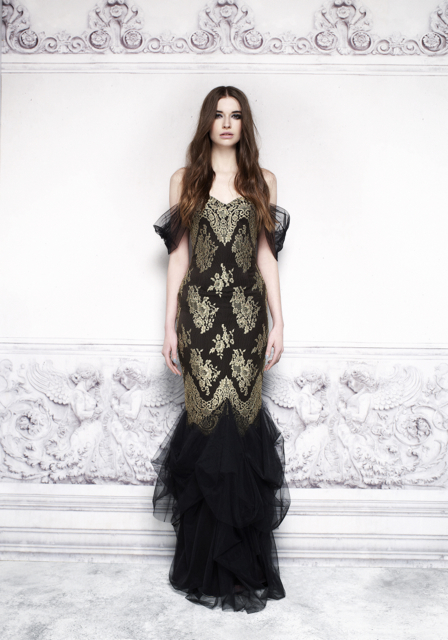 Exclusive First Look: Marina Qureshi Fall/Winter 2013 Collection