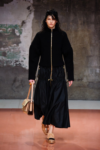 Milan Fashion Week Coverage: Marni Fall 2014 Collection