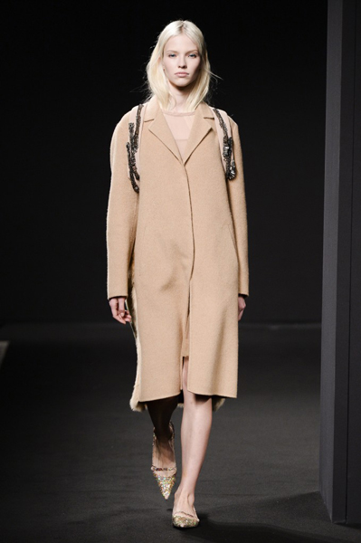 Milan Fashion Week Coverage: N°21 Fall 2014 Collection