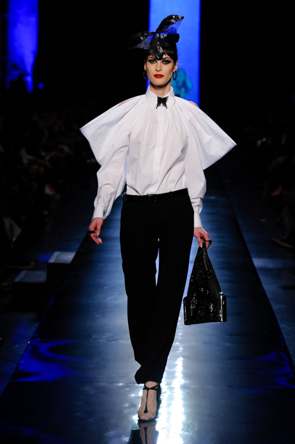 Paris Fashion Week Coverage: Jean Paul Gaultier Spring 2014 Couture