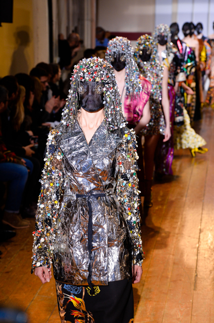 Paris Fashion Week Coverage: Maison Martin Margiela Spring 2014 Couture