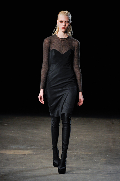 New York Fashion Week Coverage: Philosophy by Natalie Ratabesi Fall 2014 Collection