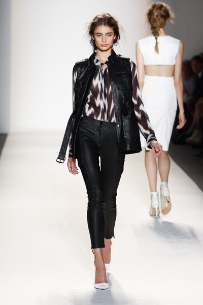 New York Fashion Week Coverage: Rachel Zoe Spring 2014 Collection