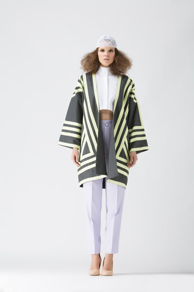 Exclusive First Look: Reem Alkanhal Fall/Winter 2013 Collection