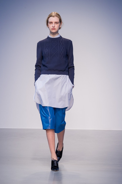 London Fashion Week Coverage: Richard Nicoll Fall 2014 Collection