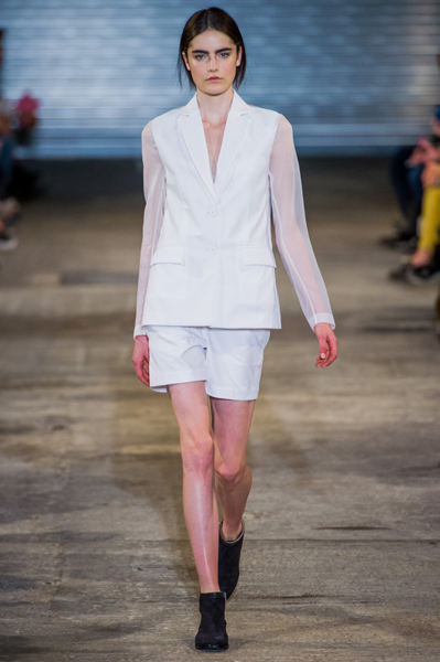 London Fashion Week Coverage: Richard Nicoll Spring 2014 Collection