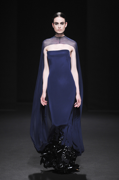 Paris Fashion Week Coverage: Stéphane Rolland Fall 2013 Couture Collection