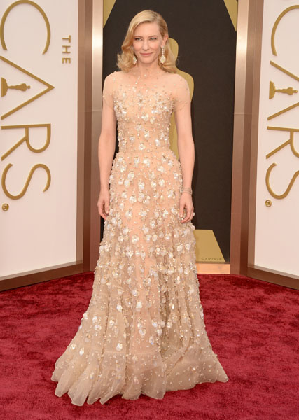 Style Watch: Best Dressed at the 2014 Oscars