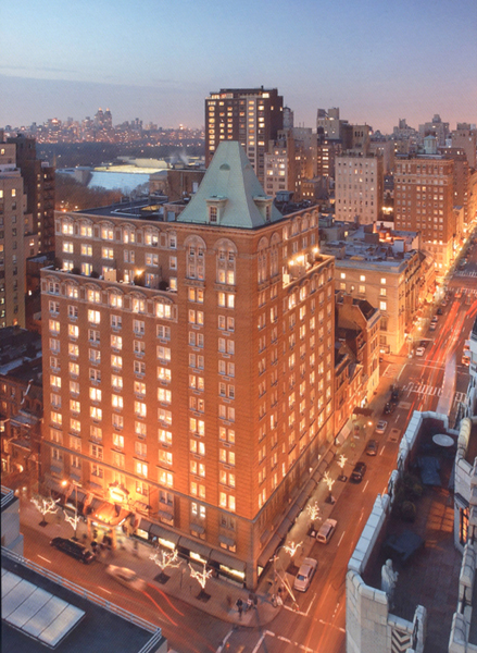 Headed to New York? Here's Why You Should Visit the Mark Hotel