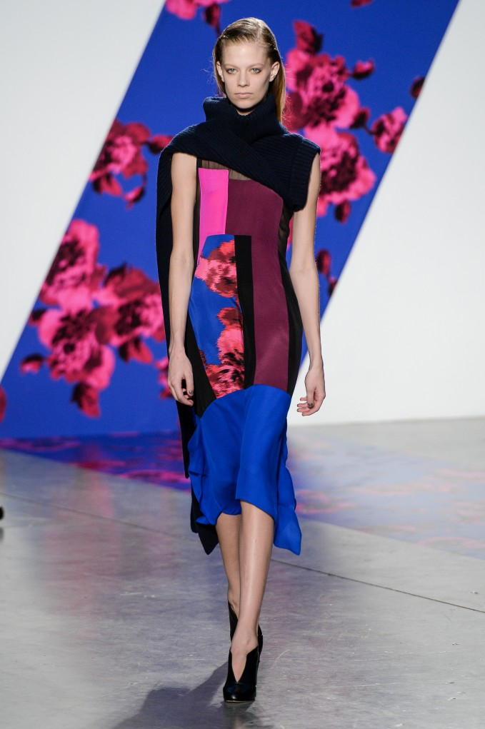 New York Fashion Week Coverage: Thakoon Fall 2014 Collection
