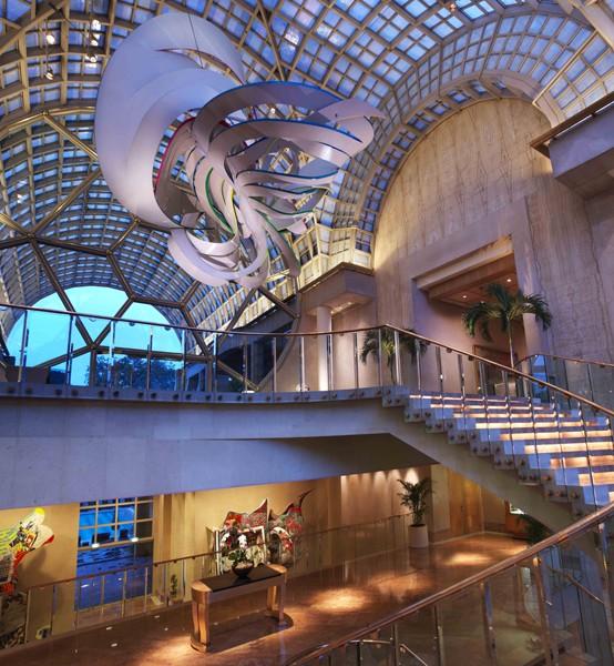 A Review Of The Ritz Carlton Millenia Singapore Savoir