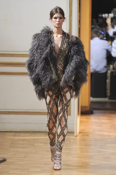 Paris Fashion Week Coverage: Zuhair Murad Fall 2013 Couture Collection